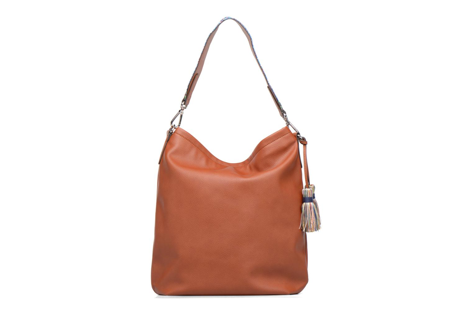 Sacs à main Esprit Tate Hobo Marron vue face
